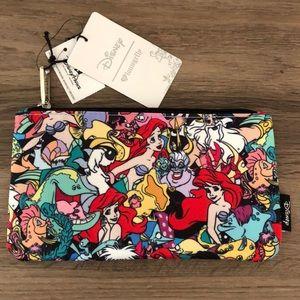 Loungefly X Disney Little Mermaid pencil case